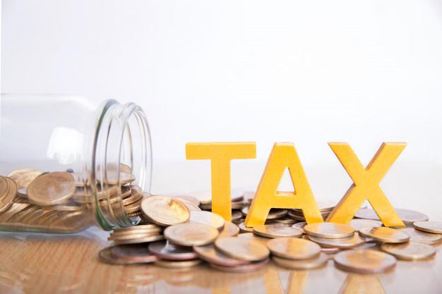 Application des impôts sur la servitude de passage